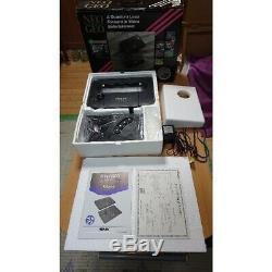 Ng Neo Geo Aes Console (adaptateur Secteur, Câble Av) Bon État