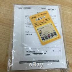 Nintendo 3ds LL Japon Nouvelle XL Console De Jeu White Pearl Occasion Good Condition Jp