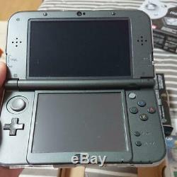 Nintendo 3ds LL New XL Legend Of Zelda Hyrule Édition Japon Très Bon État