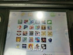 Nintendo 3ds XL Edition Limitée Luigi 27 3ds Jeux Installées Bon État