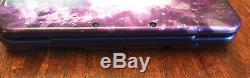 Nintendo 3ds XL Galaxy Édition Violet Bon État, Used