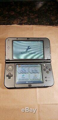 Nintendo 3ds XL Nouveau Avec 2 Jeux, Très Bon État