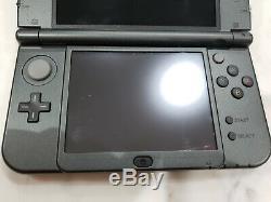Nintendo 3ds XL Nouveau Système De Poche! Bon Etat Gris Console Authentique