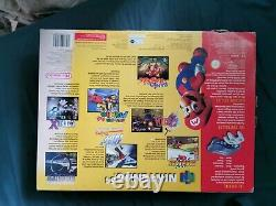 Nintendo 64 Goldeneye 007 Edition Console En Bon État