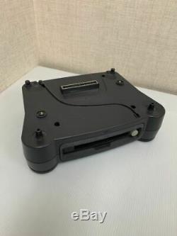 Nintendo 64dd Système Console Japon Travail Bon Etat