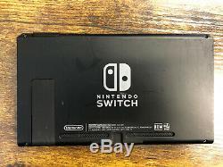 Nintendo Console Switch Seulement V1 Bon Etat (110)