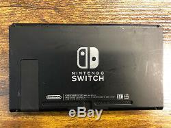 Nintendo Console Switch V2 Seulement Bon Etat (112)