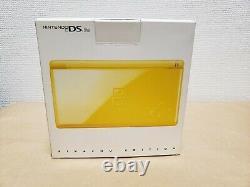 Nintendo Ds Lite Pikachu Pokemon Console Japon Boxed Bon État
