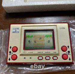 Nintendo Game Et Voir Lion Wide Screen Boxed Bonne Condition Du Japon F / S