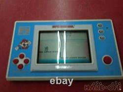 Nintendo Game & Watch Ym-105 Super Mario Bros F/s De Jp Bon État Utilisé