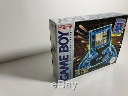 Nintendo Gameboy Originale Avec Tetris Très Bon État 15 Jeux Plus Boxed