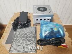 Nintendo Gamecube Metal Gear Twin Snakes Console Système Bon Etat