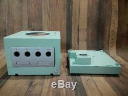 Nintendo Gamecube Tales Of Symphonia Console Japon Complete Condition -bonne