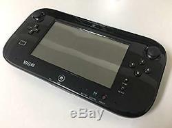 Nintendo Japan Console De Jeu Wii U Noire Kuro Bon État