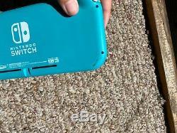 Nintendo Lite Commutateur Teal, Bon État