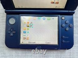 Nintendo Nouveau 3ds XL Galaxy Style Utilisé Bon État De Travail