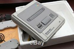 Nintendo Super Console Famicom Bon État Boxed Japon Système Sfc Vendeur Américain