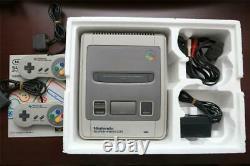 Nintendo Super Famicom Console Boîte Bon État Japon Sfc Système Vendeur Américain