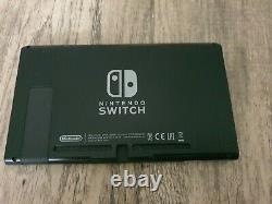Nintendo Switch Boxed Bon État Mais Lire La Description