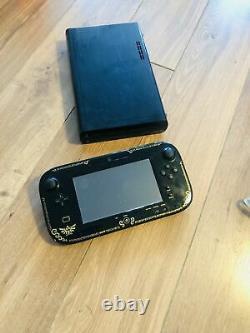 Nintendo Wii U Console Zelda Wind Waker Collector's Edition En Bon État