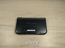 Nouveau Nintendo 3ds Xl, Noir, Mod. Red-001, Bon État, Chargeur Et 8 Go Sd