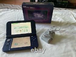 Nouvelle Console Portable Nintendo 3ds XL Galaxy Edition Purple En Bon État
