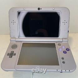 Nouvelle Édition Nintendo 3ds XL Snes Avec Chargeur Testé En Bon État