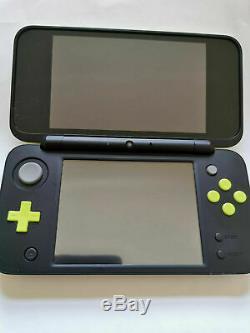 Nouvelle Nintendo De XL Mario Kart 7 Uk Console Bon État