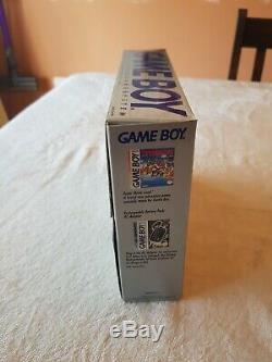 Original Nintendo Game Boy Très Bon État Vgc 5 Jeux Tetris Avec Boxed