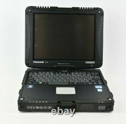 Panasonic Toughbook Cf-19 Touch Mk6 I5-3320m 2.6ghz 4 Go Sans Disque Dur/os/caddy/adaptateur