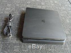 Playstation 4 Ps4 Console Slim 500go Seulement -très Bon État