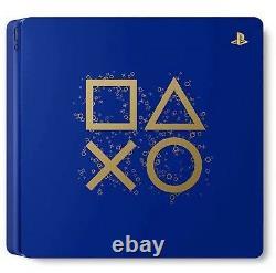 Playstation 4 Ps4 Days Of Play 500go Contrôleur De Bonne Condition Manquant Sony