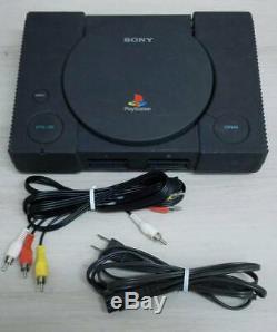 Playstation Net System Console Yaroze Japon Travail Bon Etat