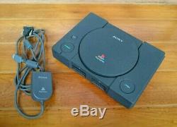 Playstation Net Yaroze Dtl H3000 Console Japon Bon Etat 150 $ De Rabais