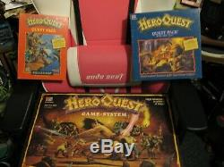 Quest Hero Game System Withelf Quête Pack & Keller Keep-bon À L'état Neuf