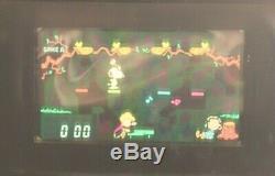 Rare Nintendo Snoopy Jeux Vidéo & Tabletop Montre De Travail Bon État
