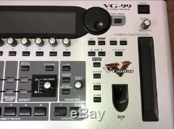 Roland Vg-99 V-guitar Système Double Cosm Opération Confirmée Bon État