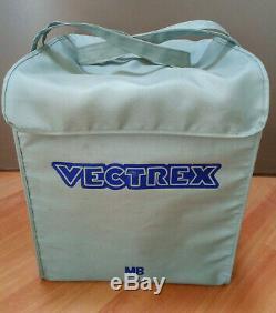 Sacoche De Transport Vectrex / Original. Très Bonne Condition