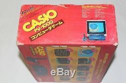 Saint Graal 1983 Casio Pv-1000 Très Bon État Mega Console Rare Japon