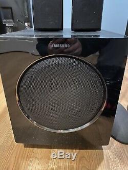 Samsung Av-r720 Système De Cinéma Maison 7.1 Canaux, Utilisé, Bon État