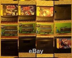 Sega Cd, Sega 32x, Sega Genesis Model 2 (va3) Condition Bon Extrêmement