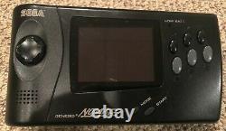 Sega Genesis Nomad Portable En Bon État Avec Alimentation Électrique