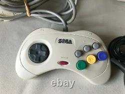 Sega Saturn Console Tvh-3220 Japan Région Bon État Testé