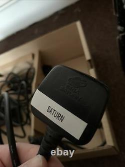 Sega Saturn Game Console Model 1 Lancer Boxed! Bon État