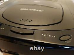 Sega Saturne Mk1 Pal Très Bon État Testé Et Travail Terminé