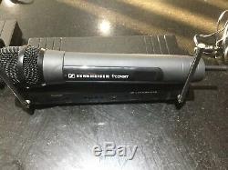 Sennheiser Freeport Diversité Uhf Microphone Sans Fil. Bonne Condition