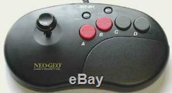 Snk Neo Geo Aes System Console Japon Great Bon Etat Box