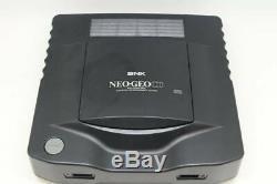 Snk Neo Geo CD System Console Japon Boxed Très Bon État