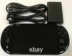 Sony Japan Ps Vita Game Console Playstation Pch-2000 Utilisé Bon État