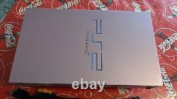 Sony Playstation 2 Console Scph-50000 Sakura Pink Japonais, Bon État
